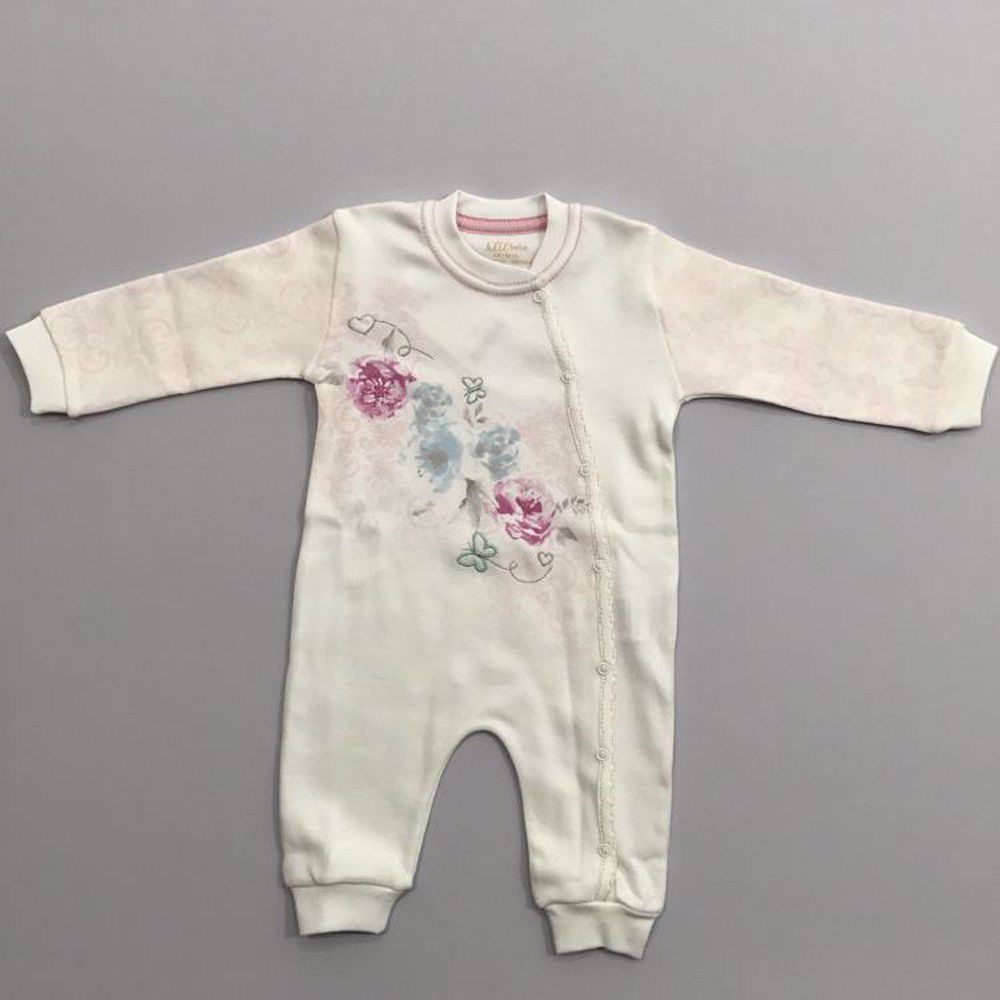 Aziz Bebe Kız Bebek Tulum 6443. ürün görseli