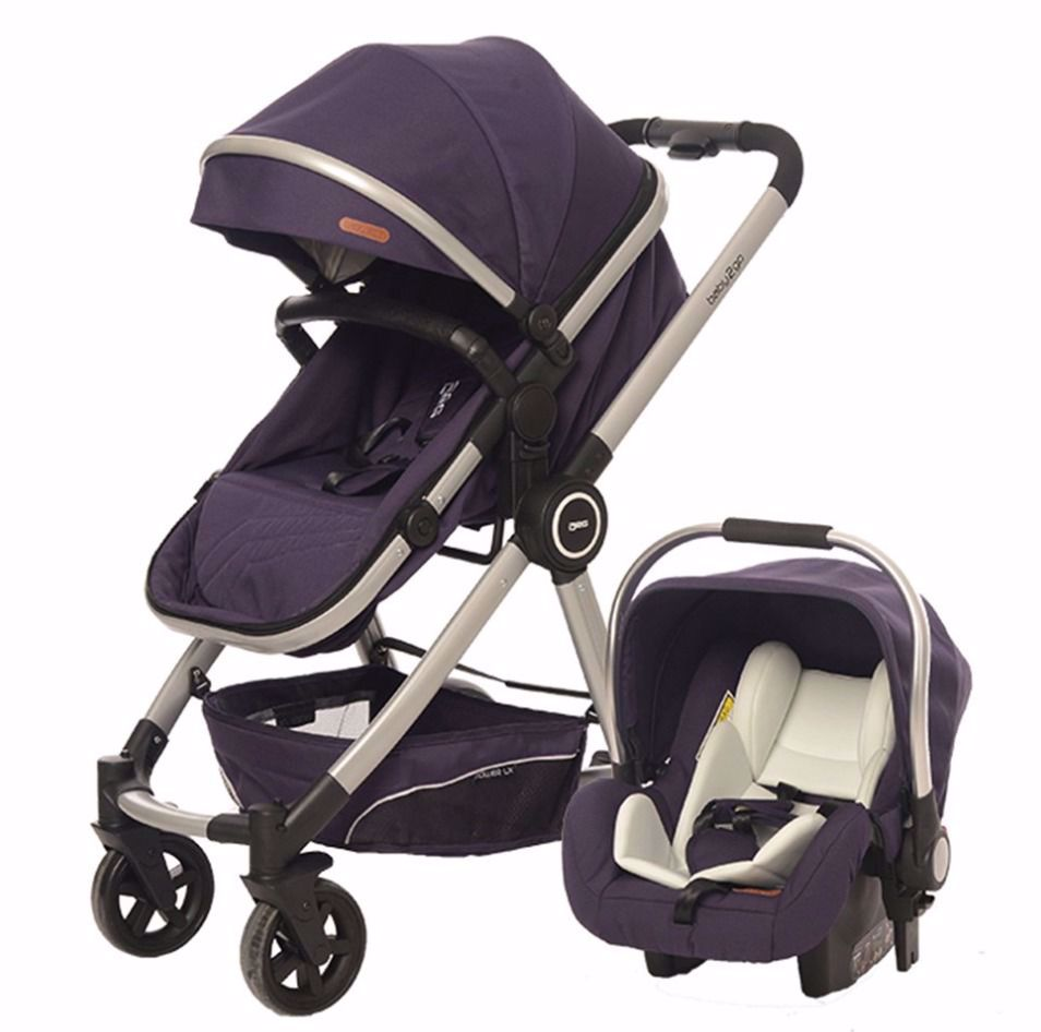 Baby2Go Power Plus 6033 Mor. ürün görseli