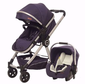 Resim Baby2Go Power Plus 6033 Mor